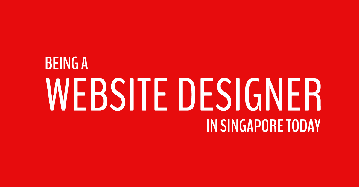 website designer in singapore