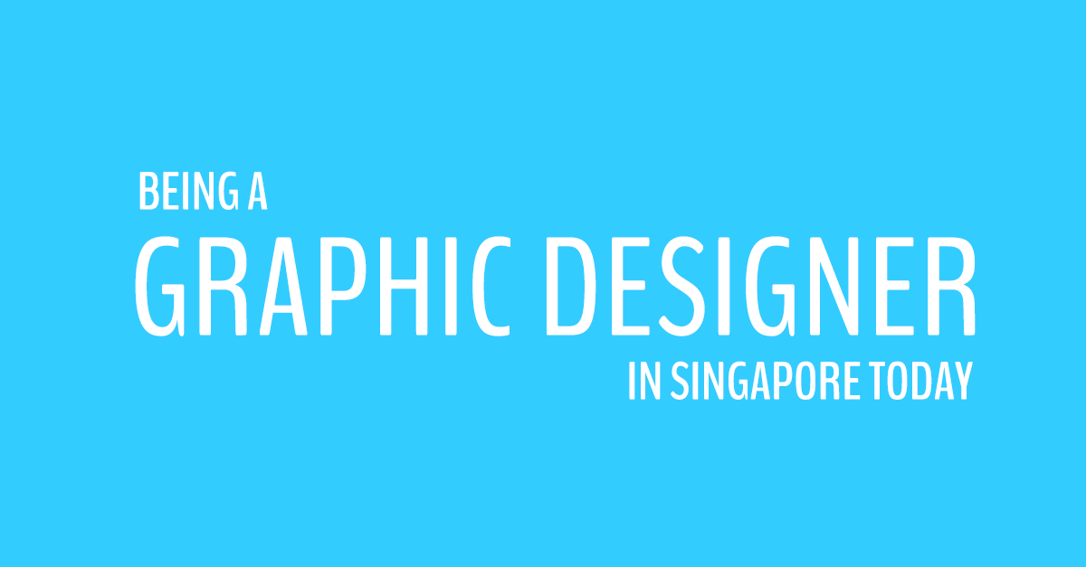 graphic designer singapore
